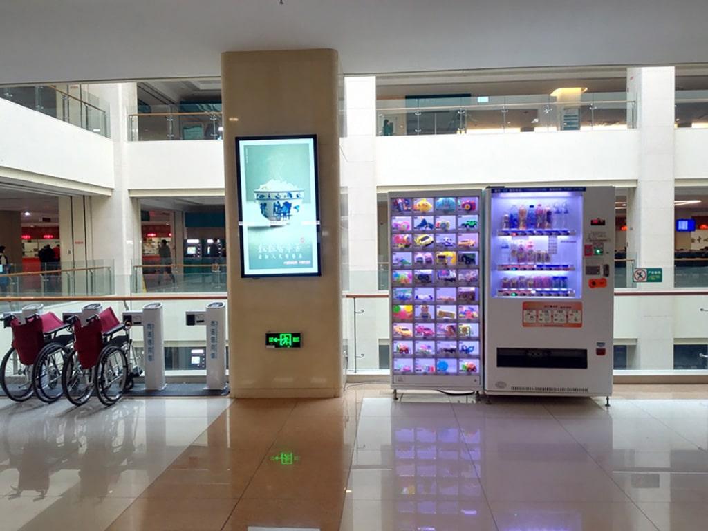 Digital signage healthcare solution