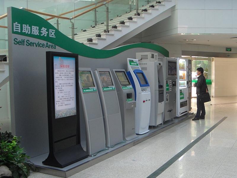 Digital signage healthcare solution - Digital signage kiosk for hospital tips