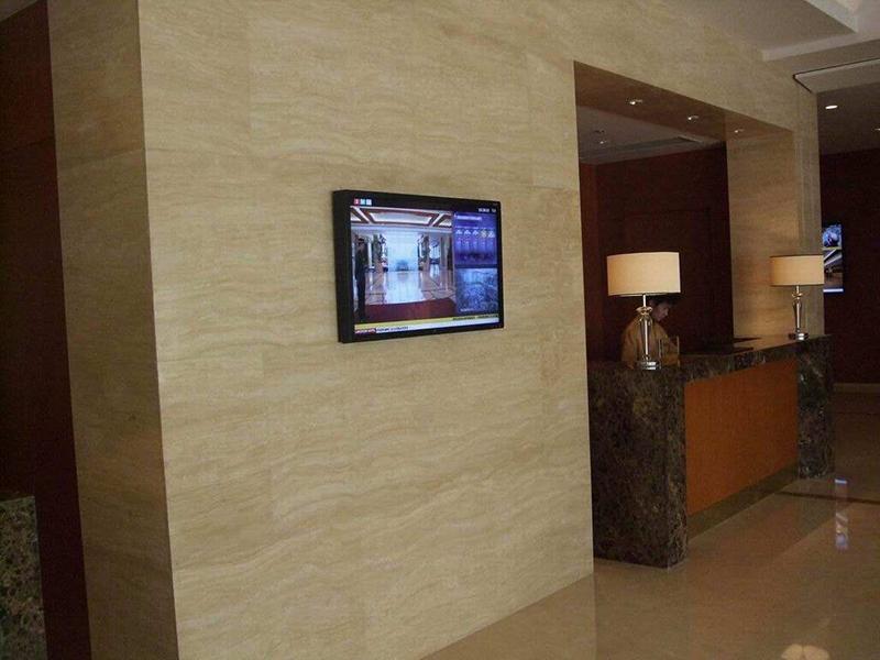 Digital signage hospitality solution - Digital signage display for hotel service